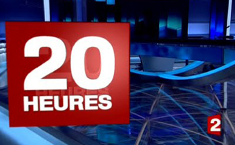 "Report on C2S shirts bespoke on France 2 news in France ""The custom-made product is not anymore a luxury"""